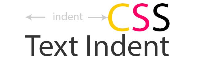 text-indent در css