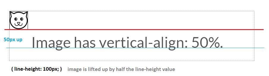 vertical-align: 50%