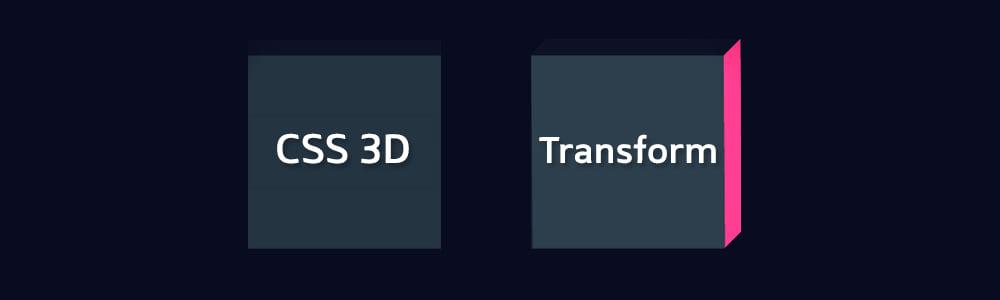 آموزش جامع سه بعدی در css