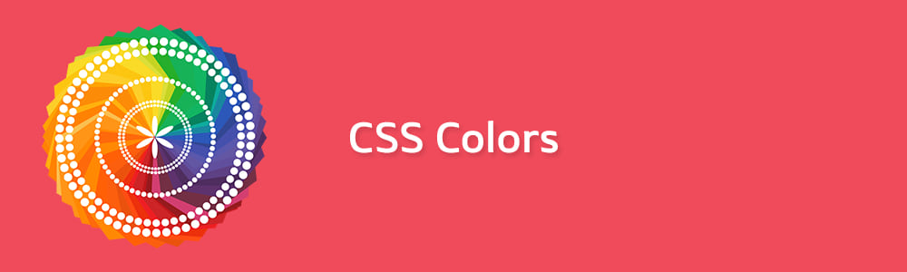 رنگ ها در سی اس اس