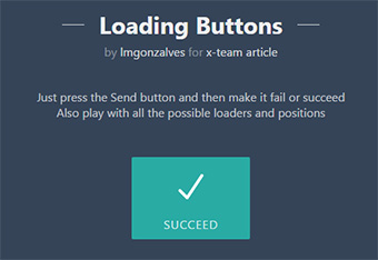 Loading Buttons