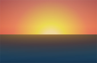CSS Sunset Sunrise