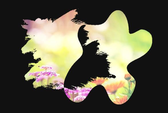 استفاده از ویژگی mask-composite برای ترکیب لایه های ماسک در سی اس اس