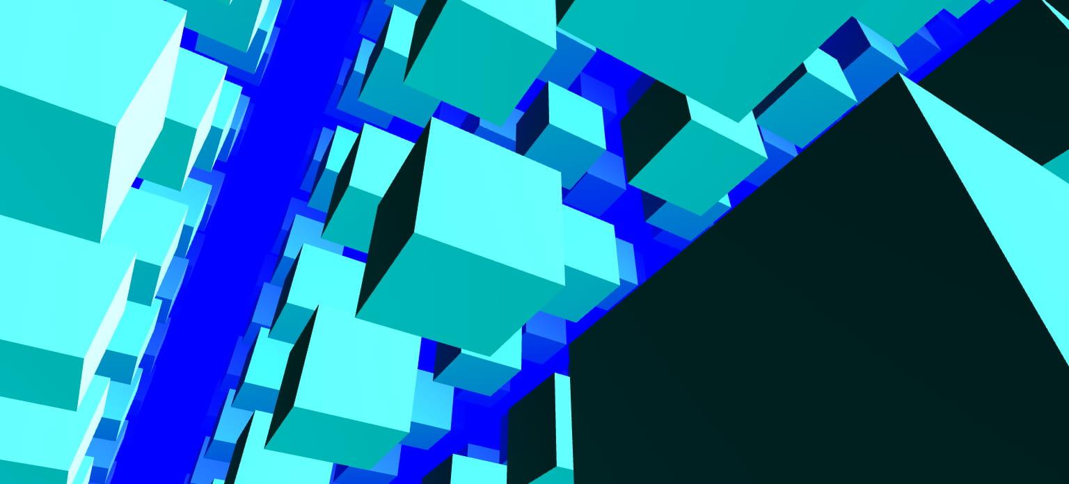 مثالی از ترسیمات WebGL